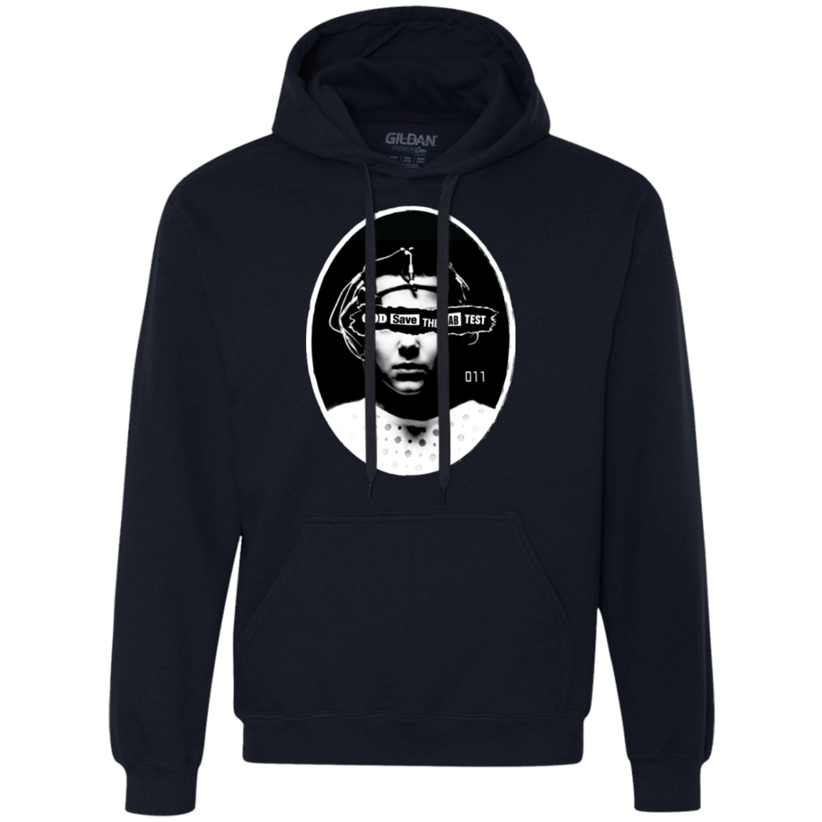 God Save The Lab Test Premium Fleece Hoodie
