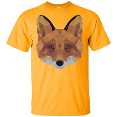Fox Portrait Youth T-Shirt