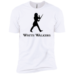 White walkers Boys Premium T-Shirt