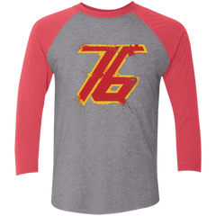 Soldier 76 Triblend 3/4 Sleeve