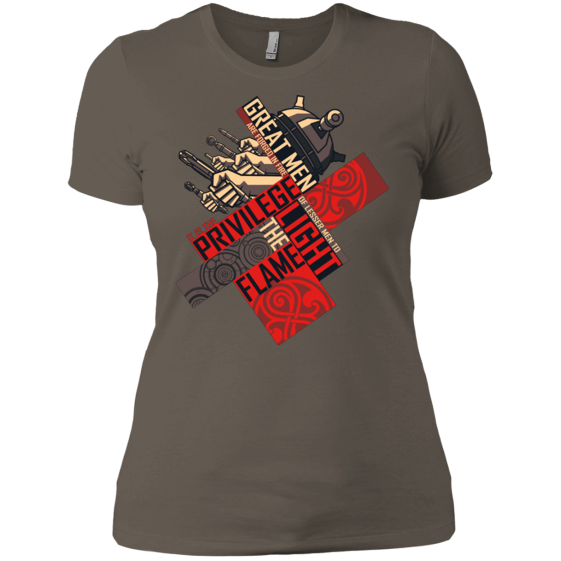 the moment Women's Premium T-Shirt