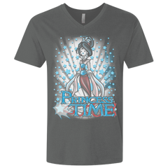 Princess Time Mulan Men's Premium V-Neck