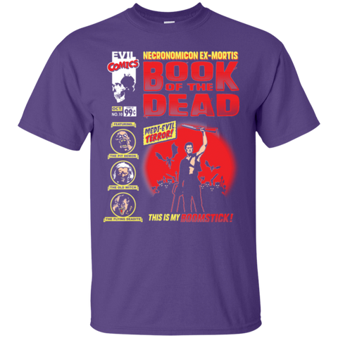 Book Of The Dead T-Shirt