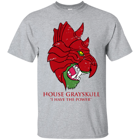 House GraySkull T-Shirt