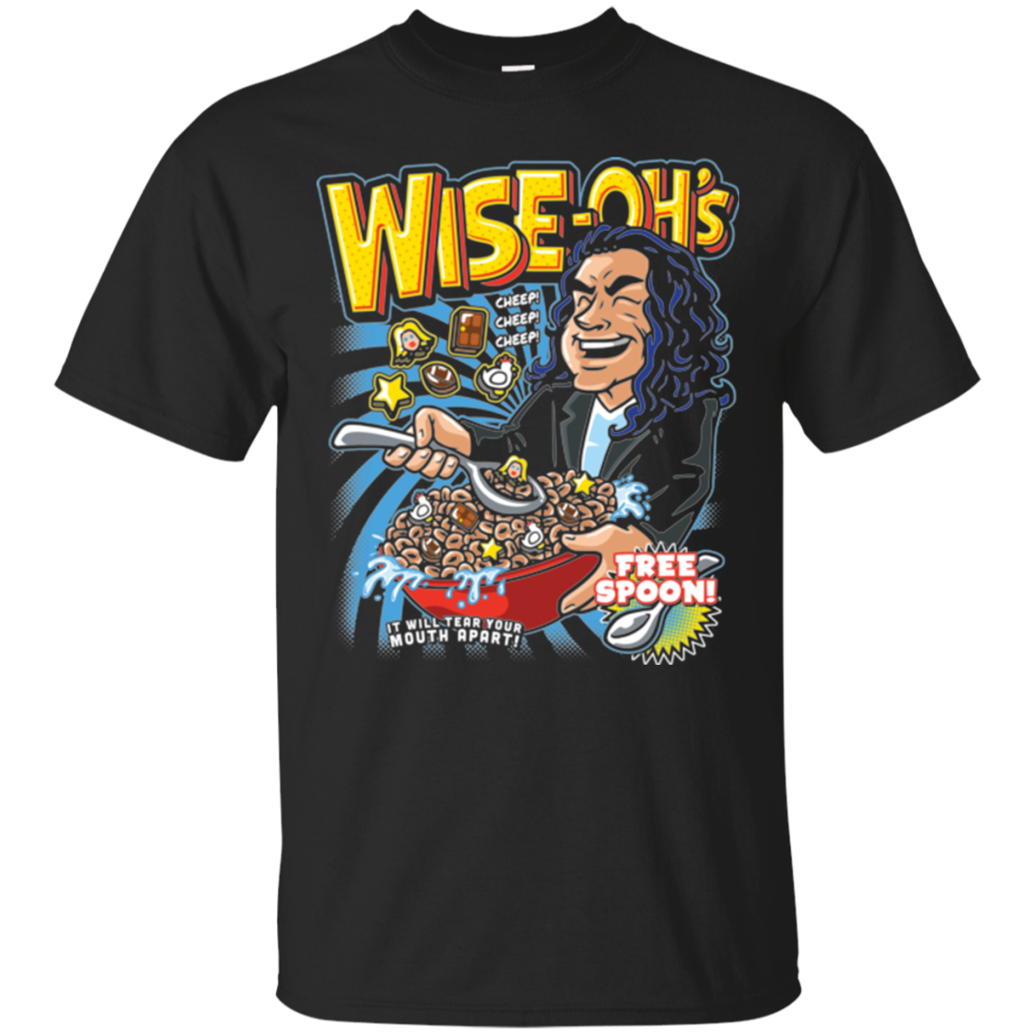 Wise-Oh's T-Shirt
