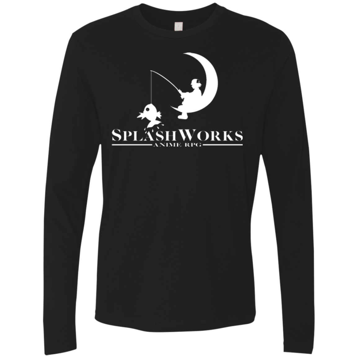 Splash Works Men's Premium Long Sleeve