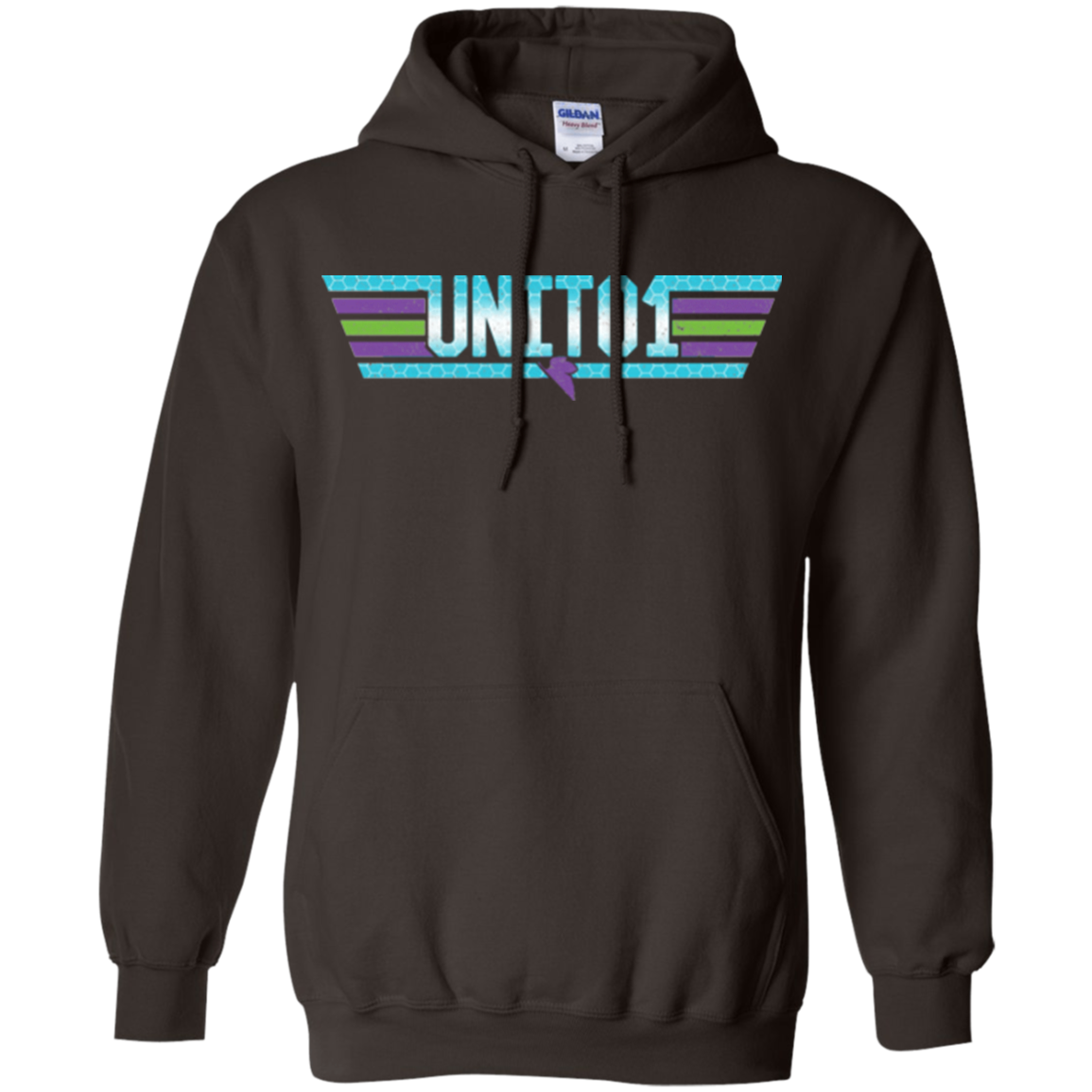 Top One Pullover Hoodie