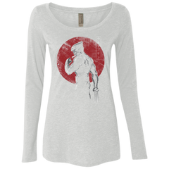 Old Mutant Women's Triblend Long Sleeve Shirt