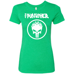 The Punisher Women's Triblend T-Shirt