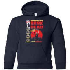 Book Of The Dead Youth Hoodie