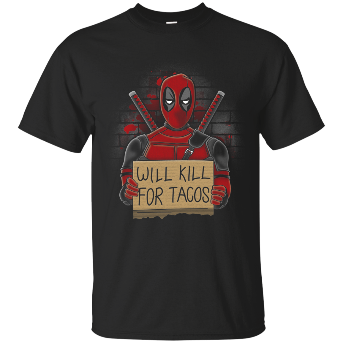 Will Kill for Tacos T-Shirt