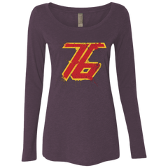 Soldier 76 Women's Triblend Long Sleeve Shirt