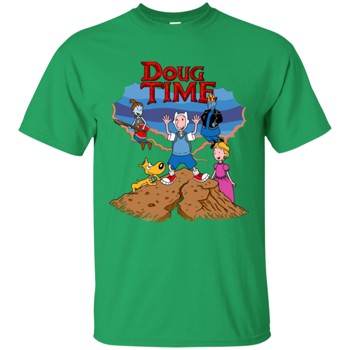 Doug Time T-Shirt