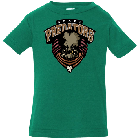 Space Predators Infant Premium T-Shirt