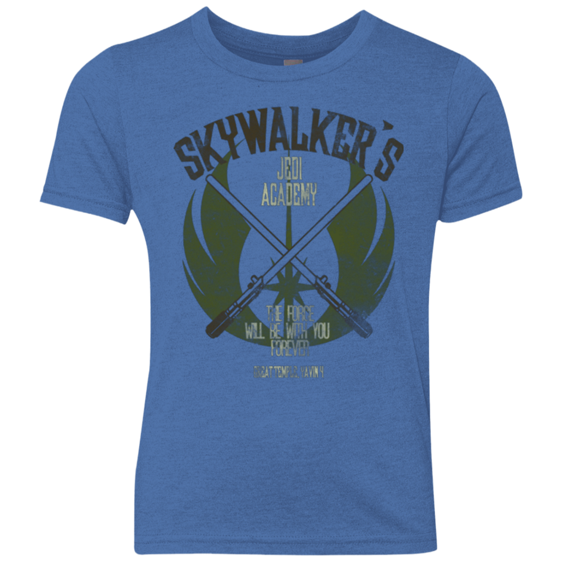 Skywalker's Jedi Academy Youth Triblend T-Shirt