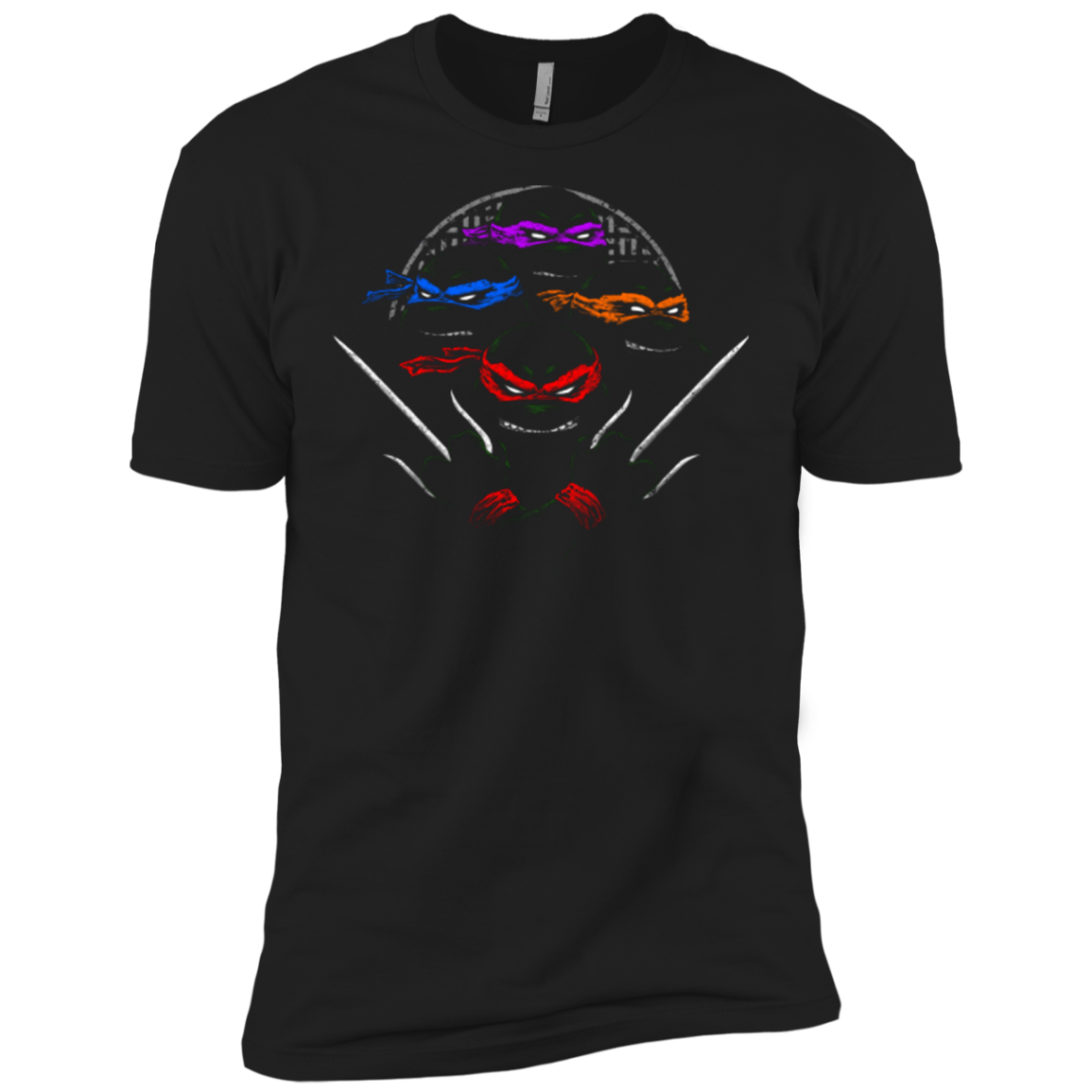 Mutant Ninja Brothers Men's Premium T-Shirt