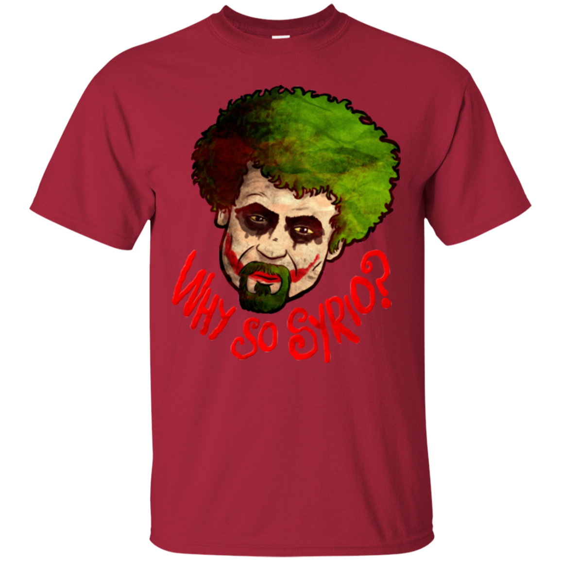 Why So Syrio T-Shirt