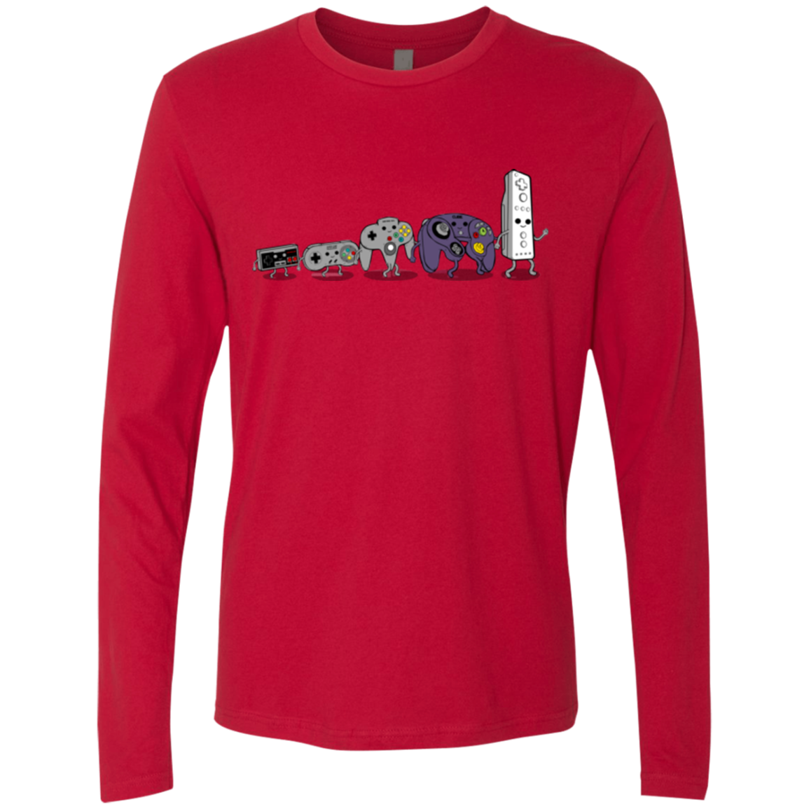 Evolution controller NES Men's Premium Long Sleeve