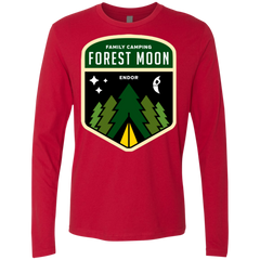 Forest Moon Men's Premium Long Sleeve