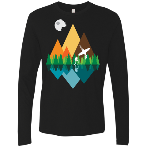 Forest View Men's Premium Long Sleeve