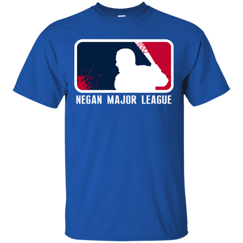 Negan Mayor League T-Shirt