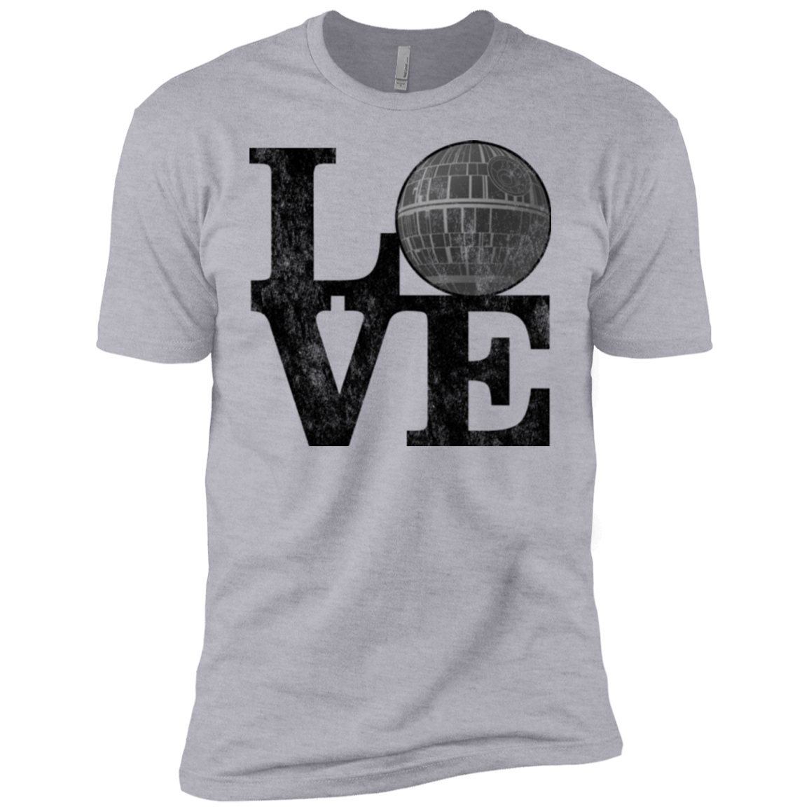 LOVE Deathstar 1 Boys Premium T-Shirt