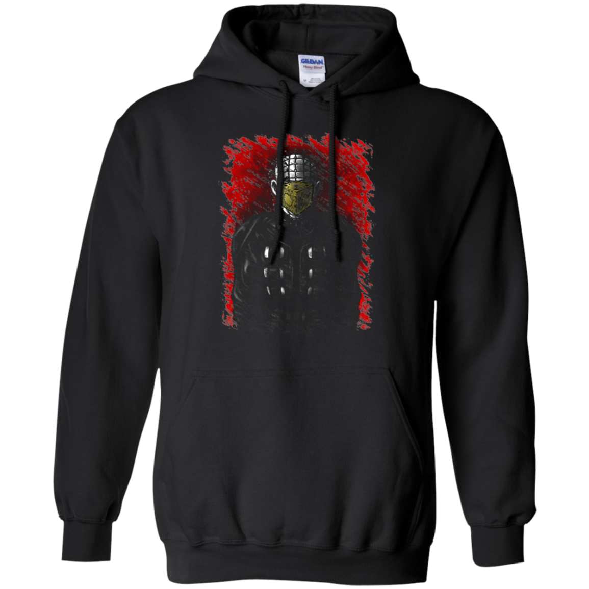 Pinhead Son of Man Pullover Hoodie