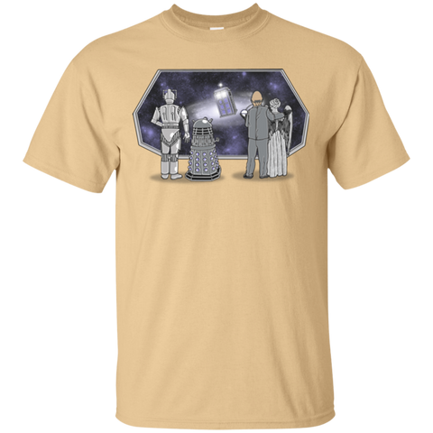 Doctor strikes back T-Shirt
