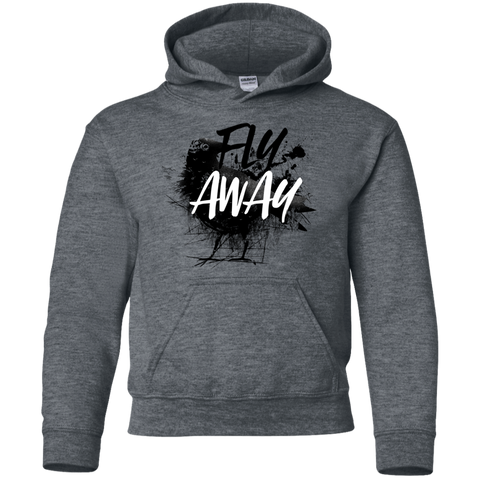 Fly Away Youth Hoodie