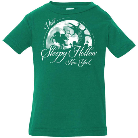 Visit Sleepy Hollow Infant Premium T-Shirt