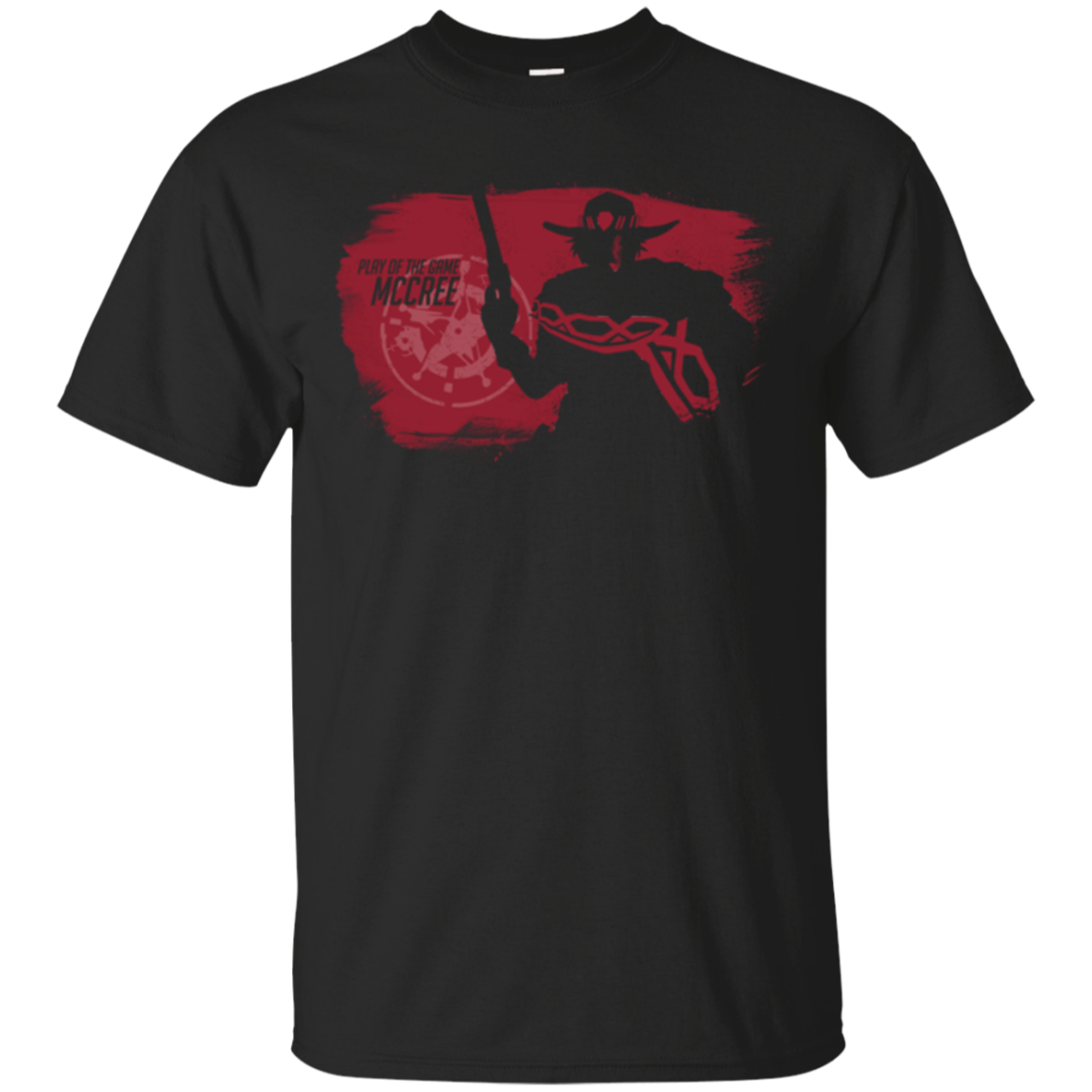 Play of the Game McCree T-Shirt