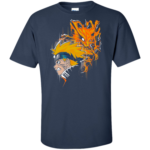 Demon Fox Tall T-Shirt