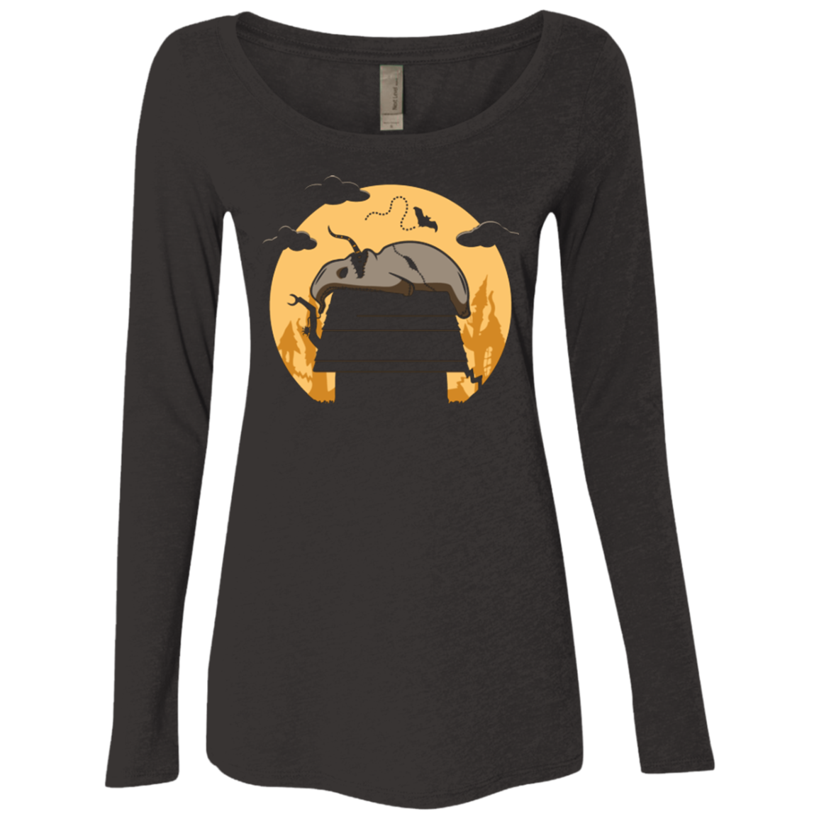 The Great Oogie Women's Triblend Long Sleeve Shirt