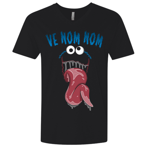 Ve Nom Nom Men's Premium V-Neck