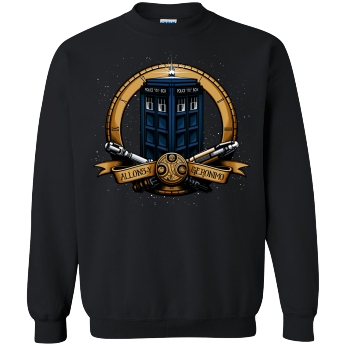 The Day of the Doctor Crewneck Sweatshirt