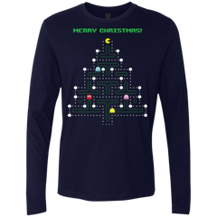 Mcpacman Men's Premium Long Sleeve