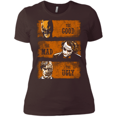 The Good the Mad and the Ugly2 Women's Premium T-Shirt
