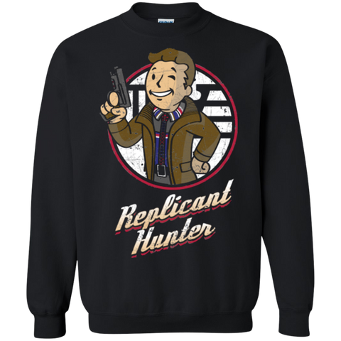 Replicant Hunter Crewneck Sweatshirt