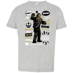 Wookie Famous Quotes Toddler Premium T-Shirt