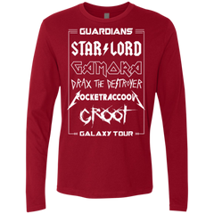 Guardians Galaxy Tour Men's Premium Long Sleeve