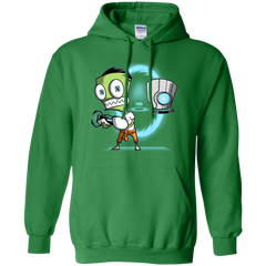 THE CUPCAKE IS A LIE Pullover Hoodie