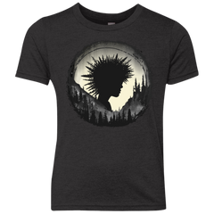 Camp Hair Youth Triblend T-Shirt