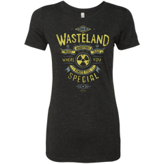 Come to wasteland Women's Triblend T-Shirt