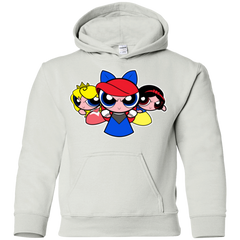 Princess Puff Girls Youth Hoodie