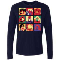 X villains pop Men's Premium Long Sleeve