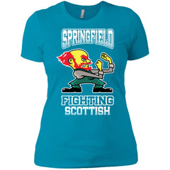 Fighting-Scotts Women's Premium T-Shirt