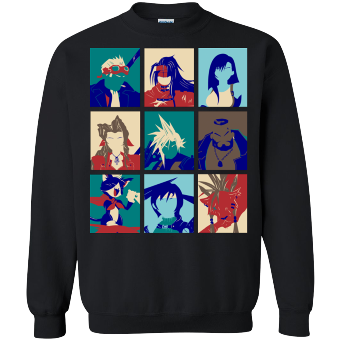 Final Pop Crewneck Sweatshirt