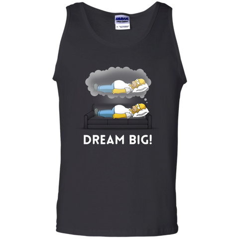 Dream Big! Men's Tank Top