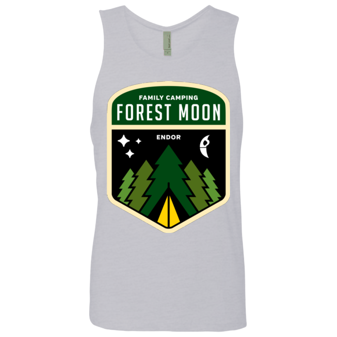 Forest Moon Men's Premium Tank Top