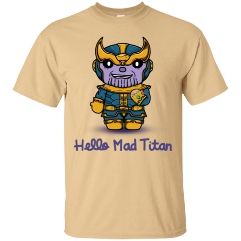 Hello Mad Titan T-Shirt